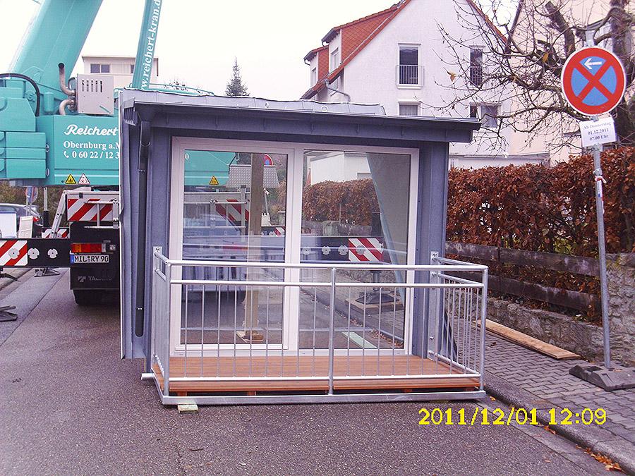 Hervorragend Balkonaustrittsgauben - SPS Gauben KO76